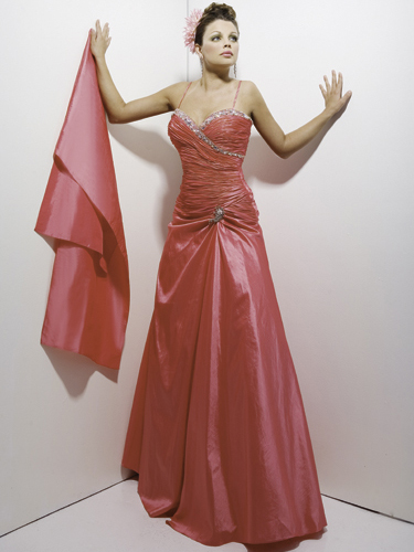 sleek prom dresses for 2011