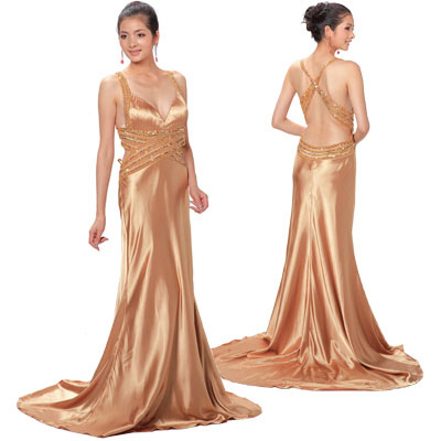 in stock drop ship prom dresses