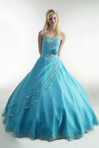 elegant full prom dresses