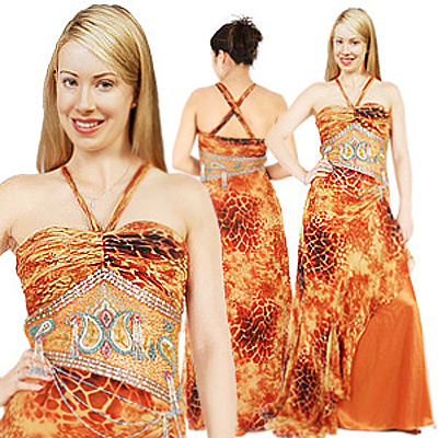 short fun prom dresses