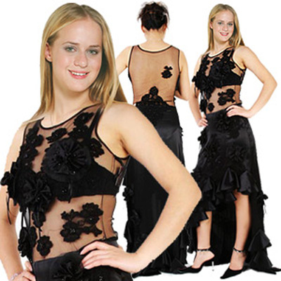 prom dresses patterns